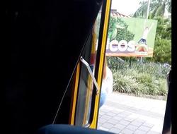 Mast en bus # 6