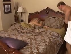 Mom give a well-disposed fuck to stepdaughter