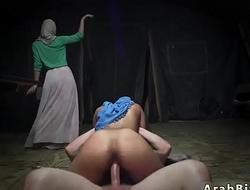 Muslim orgasm Sneaking in the Base!