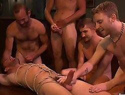 gay bdsm orgy