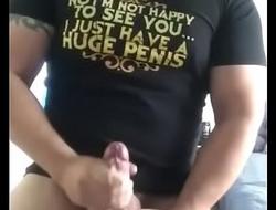 big ball cum