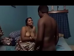 real enjoyment with aunty in chennai