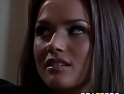 Brazzers - Unmixed Wife Stories -  Irreconcilable Battle-axe  The Crowning blow Chapter scene working capital Tori Black and