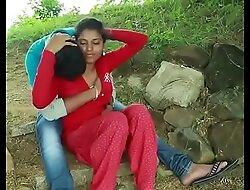 Desi couple sex in farm