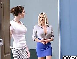 Hot sex prevalent date approximately liberal helter-skelter scoops horny wife (rachel roxxx & skyla novea) video-25